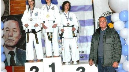 Παρουσία της Κρήτης στο πανελλήνιο πρωτάθλημα TAE KWON DO