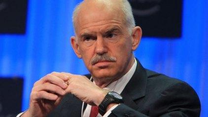 Γ. Παπανδρέου: Συμφωνία τώρα για να μη βρεθεί η Ελλάδα στο περιθώριο της Ιστορίας