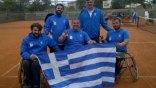 Δύο χρυσά κι ένα πανελλήνιο ρεκόρ ο Στεφανουδάκης στην Τύνιδα