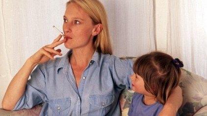 Οι επιπτώσεις του παθητικού καπνίσματος στα παιδιά
