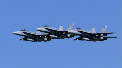 Υπέρ της συμμαχίας των βομβαρδισμών κατά τζιχαντιστών ο Καναδάς