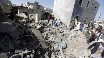 Νεκρά 62 παιδιά από τις επιθέσεις στην Υεμένη