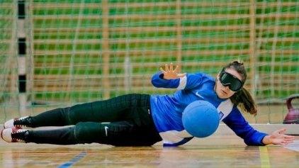 Στο διεθνές τουρνουά του Μάλμε η εθνική ομάδα γκόλμπολ των γυναικών