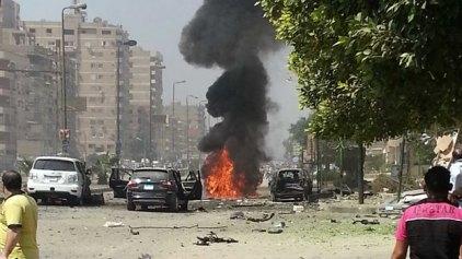 Δύο εκρήξεις έξω από σχολείο στην Αίγυπτο