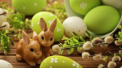 Πασχαλινά αυγά ... με ασφάλεια!