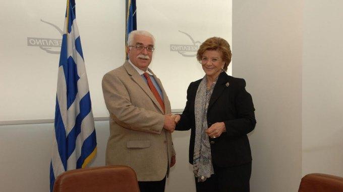 Ανέλαβε ο Θανάσης Γιαννόπουλος την διοίκηση του ΚΕΕΛΠΝΟ