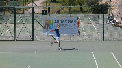 Παράταση για τις συμμετοχές στο 2ο Τουρνουά Τένις