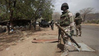 Σχεδόν 160 όμηροι της Μπόκο Χαράμ απελευθερώθηκαν από τον στρατό