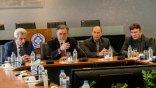 Την πρώτη ανοικτή επικοινωνία με τους πολίτες εγκαινίασε ο Γ. Πανούσης