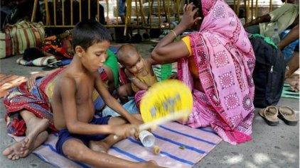 Ινδία: Ξεπέρασαν τους 2200, οι νεκροί από τον καύσωνα