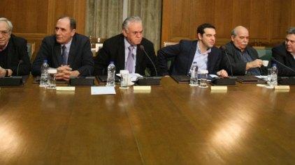 """Και μετά τη μαραθώνια συνεδρίαση της πολιτικής ομάδας διαπραγμάτευσης....""""τσιμουδιά""""!"""