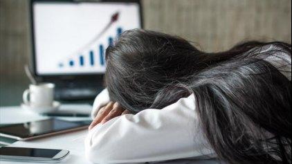 Η έλλειψη ύπνου ευθύνεται για τη χαμηλή παραγωγικότητα