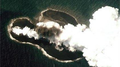 Η Ερυθρά Θάλασσα κάνει... χώρο για δύο νέα νησιά