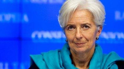 FAZ: Παρέμβαση του ΔΝΤ στη συνέντευξη Λαγκάρντ