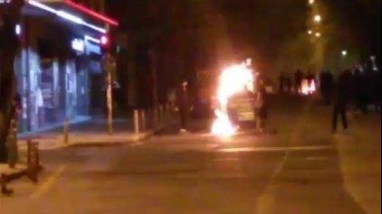 Άγνωστοι έριξαν μολότοφ σε όχημα της Πυροσβεστικής