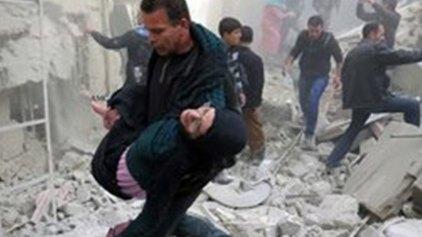 Πυρκαγιά σε κλινική στη Συρία – Νεκρά πολλά παιδιά