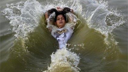Ξεπέρασαν τους 2.200 οι νεκροί στην Ινδία από τον καύσωνα