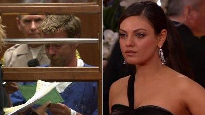 Ο μανιακός stalker που τρομοκρατούσε τη Mila Kunis απέδρασε από ψυχιατρική κλινική
