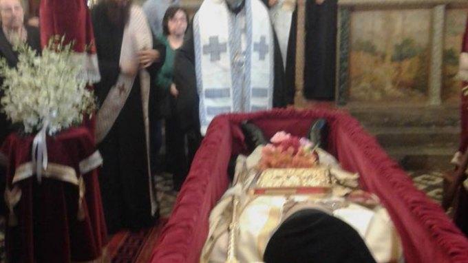 Αποτέλεσμα εικόνας για εκοιμηθη ο ιερεας
