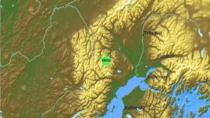 Σεισμός 5,8 Ρίχτερ στην Αλάσκα