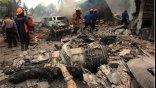 Ινδονησία: Τουλάχιστον 49 νεκροί από τη συντριβή στρατιωτικού αεροπλάνου