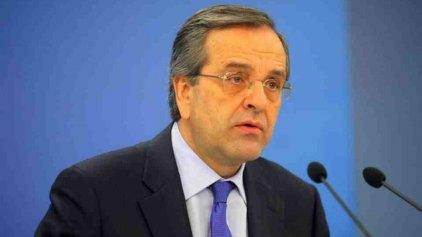 Σαμαράς: την Κυριακή «ναι» στο Ευρώ και την Ευρώπη