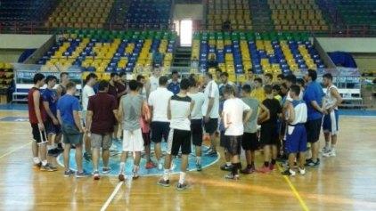Ξεκίνησε η 2η περίοδος του 3ου Basketball Camp στο Ρέθυμνο
