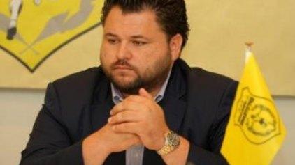 Πρόεδρος και Διευθύνων Σύμβουλος της ΠΑΕ ο Δημήτρης Παπουτσάκης