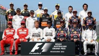Τα κασέ των πιλότων της Formula 1