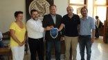 Σύσκεψη για τη διοργάνωση του Ευρωπαϊκού Πρωταθλήματος Ποδοσφαίρου Κωφών