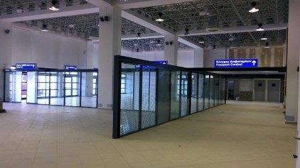 Σε πλήρη λειτουργία το νέο αεροδρόμιο της Σητείας