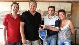 Συνάντηση με τους εκπροσώπους της Ελληνικής Ομοσπονδίας Αθλητισμού Κωφών