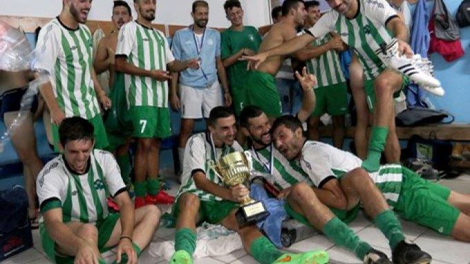 «Υπερπρωταθλητής» Ηρακλείου ο ΠΟΑ, 1 – 0 το Ρούβα στον τελικό του «Σούπερ Καπ»