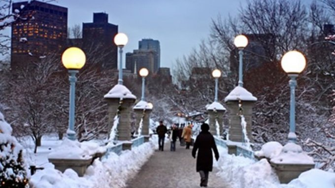 Το κρύο σχετίζεται με αυξημένο κίνδυνο για έμφραγμα