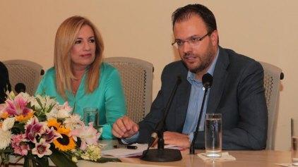 «Διχασμός» στη ΔΗΜΑΡ για τη συνεργασία με το ΠΑΣΟΚ