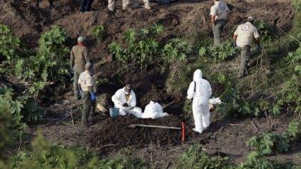 Ομαδικός μυστικός τάφος ανακαλύφθηκε στο Μεξικό