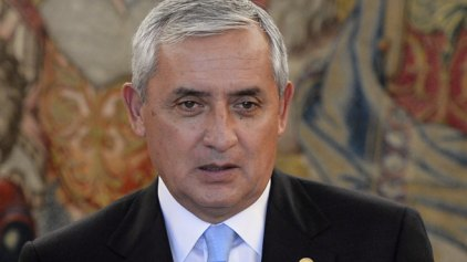 Γουατεμάλα: Ένταλμα σύλληψης σε βάρος του προέδρου Ότο Πέρες Μολίνα