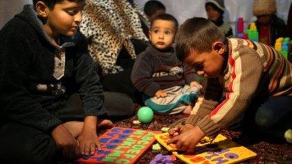 UNICEF: Εκτός σχολείου 13 εκατ. παιδιά, λόγω ένοπλων συρράξεων