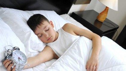 Ξύπνα παιδί μου ...γιατί νυχτώσαμε!