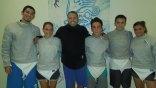 Με τρεις συμμετοχές στο κύπελλο εφήβων-νεανίδων ξιφασκίας η ΓΕΗ