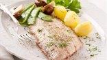 Το ψητό ψάρι «βάλσαμο» για την καρδιά
