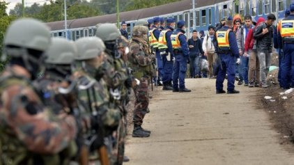 Κοινές περιπολίες Σλοβένων και Ούγγρων αστυνομικών στα σύνορά τους