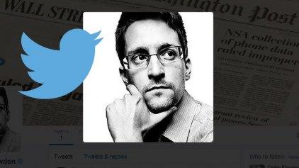 Ο Σνόουντεν άνοιξε λογαριασμό στο Twitter - 10 χιλ. followers το λεπτό
