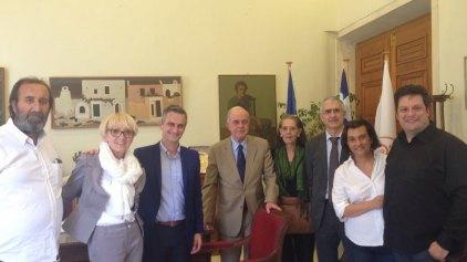 Προχωρούν οι διαδικασίες για τον εξοπλισμό της Βικελαίας - Υπεγράφη η σύμβαση