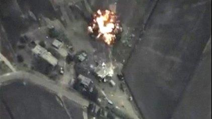 Αντάρτες που είχε εκπαιδεύσει η CIA έπληξαν οι Ρώσοι από αέρος στη Συρία