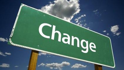 Αλλαγές χωρίς Αλλαγή!