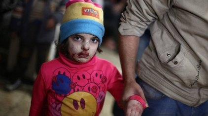 Συρία: Τουλάχιστον 185 άμαχοι νεκροί από τις ρωσικές επιδρομές