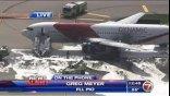 Φωτιά σε αεροσκάφος της Dynamic Airways σε αεροδρόμιο της Φλόριντας