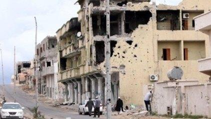 Λιβύη: Αεροσκάφη βομβάρδισαν τη Σύρτη