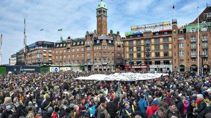 Δανία: Μαζικές διαδηλώσεις ενάντια στις περικοπές στην παιδεία